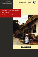 Pdf Incidents in the Life of a Slave Girl (EasyRead Edition)