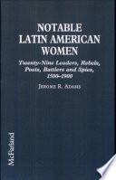 Notable Latin American Women