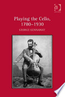 Playing the Cello  1780   1930