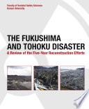 The Fukushima and Tohoku Disaster Book