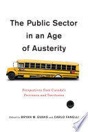 The Public Sector in an Age of Austerity