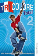 Books - French - Tricolore Total Student Book 2 | ISBN 9781408504680