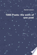 1000 Poets  the work of one poet