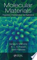 Molecular Materials Book