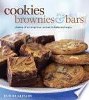 Cookies  Brownies  and Bars Book PDF