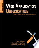 Web Application Obfuscation Book