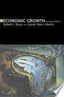 Economic Growth Book PDF