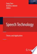Speech Technology
