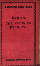 The Vision of Judgement