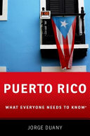 link to Puerto Rico : what everyone needs to know in the TCC library catalog