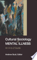 Cultural Sociology Of Mental Illness Book PDF