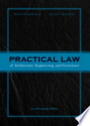Practical Law of Architecture, Engineering and Geoscience