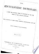Encyclopaedic Dictionary