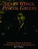 Silver Wings, Pinks & Greens