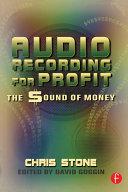 Audio Recording for Profit Pdf/ePub eBook