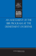An Assessment of the SBIR Program at the Department of Defense