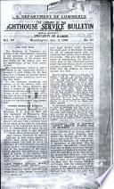 Lighthouse Service Bulletin