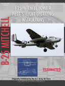 North American B 25 Mitchell Bomber Pilot s Flight Operating Manual