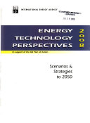 Energy Technology Perspectives Book PDF