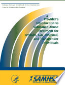 A Provider S Introduction To Substance Abuse Treatment For Lesbian Gay Bisexual And Transgender Individuals