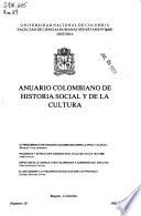 Anuario colombiano de historia social y de la cultura