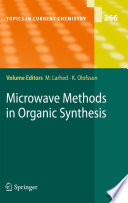 Microwave Methods In Organic Synthesis Book PDF