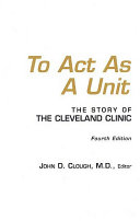 To Act As A Unit Book PDF