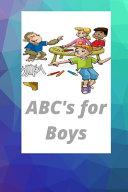 ABC s for Boys