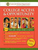 2011 College Access and Opportunity Guide