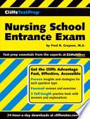 CliffsTestPrep Nursing School Entrance Exam