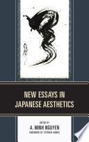 New Essays in Japanese Aesthetics