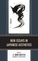 New Essays in Japanese Aesthetics Pdf/ePub eBook
