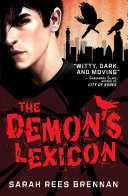 Pdf The Demon's Lexicon