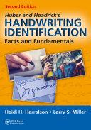 Huber and Headrick's Handwriting Identification