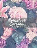 Botanical Garden Coloring Book