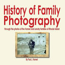 History Of Family Photography Book