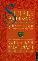 Simple Abundance 98