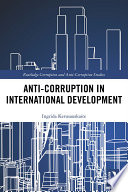 Anti Corruption in International Development