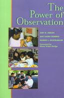 The Power Of Observation Book