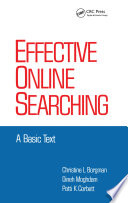 Effective Online Searching