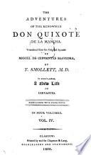 The Adventures of the Renowned Don Quixote de la Mancha