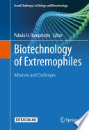 Biotechnology Of Extremophiles  Book PDF