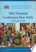 15th Triennial Conference, New Delhi