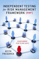 Independent Testing for Risk Management Framework (RMF)