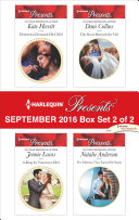Harlequin Presents September 2016 - Box Set 2 of 2