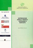 Depressione, ansia e panico: domande e risposte