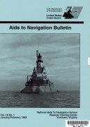 Aids to Navigation Bulletin