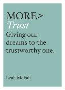 More Trust Book