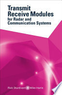 Transmit Receive Modules for Radar and Communication Systems Book PDF