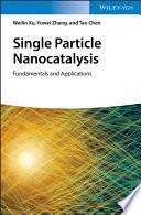 Single Particle Nanocatalysis Book